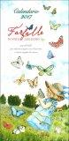 Farfalle in Volo Leggero - Calendario Grande 2017