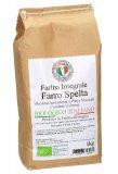 Farina Integrale di Farro Spelta Italiana