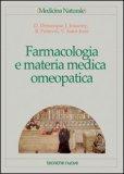 Farmacologia e Materia Medica Omeopatica