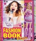 Fashion Book - Crea il Look per il Concerto! Violetta - Libro + Gadget