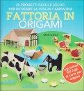 Fattoria in Origami  - Libro