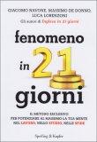 Fenomeno in 21 Giorni - Libro