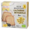 Fette Biscottate con Farina Integrale Bio