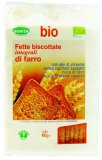 Fette Biscottate Integrali di Farro