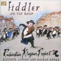Fiddler on The Road  - CD