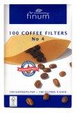 Filtri da Caffe - Misura 4 - 100 Pezzi