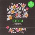 Fiori - Colouring Book - Black Premium - Libro