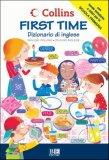 First Time - Dizionario di Inglese  - Libro