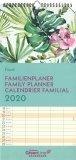 Floral - Family Planner - Calendario 2020 — Calendario