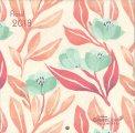 Floral - Green Line Calendars - Calendario 2018 - Piccolo