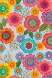 Flower Fantasy - Magneto Blank Book - Piccolo - Diario