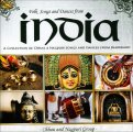 Folk Songs and Dances From India - CD