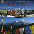 Folk Songs and Soundscapes from Nepal  - CD