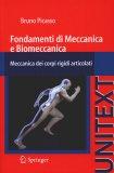 Fondamenti di Meccanica e Biomeccanica  - Libro
