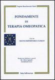 Fondamenti di Terapia Omeopatica
