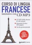 Francese - Corso di Lingua Intensivo con CD Mp3 - Cofanetto