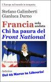 Francia Solo Andata - Libro
