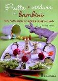 Frutta e Verdura per Bambini  - Libro