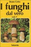 I Funghi dal Vero - Vol. 1 — Libro