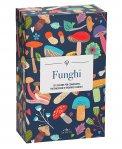 Funghi - Cofanetto con 101 Schede e 6 Divisori