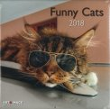 Funny Cats - Calendario 2018