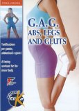 G.A.G. Abs, Legs and Gluts  — DVD