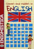 Games and Riddles in English  - Libro