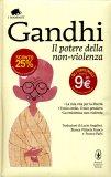 Gandhi  - Il Potere della Non-violenza  - Libro