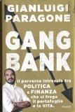 Gang Bank - Libro