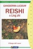 Ganoderma Lucidum - Reishi o Ling Zhi - Libro