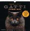 Gatti Come Noi - Calendario 2020 — Calendario