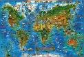 Geoposter Bambini: Animali del Mondo