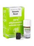 Geranio Rosat - Olio Essenziale Bio