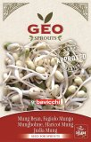 Germogli di Fagiolo Mungo (Soia Verde) - 90 g