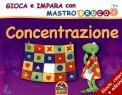 Quaderni Di Mastro Bruco - Concentrazione - Usato
