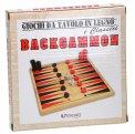 Giochi da Tavolo in Legno - Backgammon