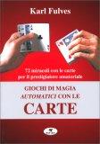Giochi di Magia Automatici con le Carte — Libro