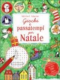 Giochi e Passatempi per Natale  - Libro
