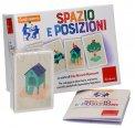 Giochinsieme - Spazio e posizioni - Carte + Opuscolo - Cofanetto