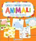 Gioco e Imparo con gli Animali — Libro