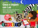 Gioco e Imparo con Leo - Schede per Tablotto (4-6 anni)