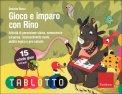 Gioco e Imparo con Rino - Schede per Tablotto (4-6 anni)