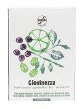 Giovinezza - Cioccolata Fondente con Bacche di Acai, Rosa Canina, Arancia Rossa, Uva e Tè Verde