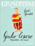 Giulio Cesare  - Libro