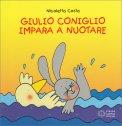 Giulio Coniglio Impara a Nuotare - Libro