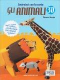 Gli Animali 3D - Libro