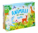 Gli Animali del Mondo in 3D - Libro Pop Up