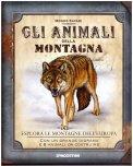 Gli Animali della Montagna  - Libro