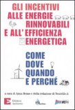 Gli Incentivi alle Energie Rinnovabili e all'efficienza Energetica