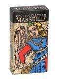 Tarocchi Dorati di Marsiglia - Golden Tarot of Marseille